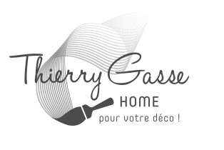 Logo Thierry Gasse Home Noir et Blanc